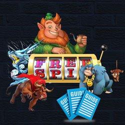 Meilleurs casinos avec tours gratuits